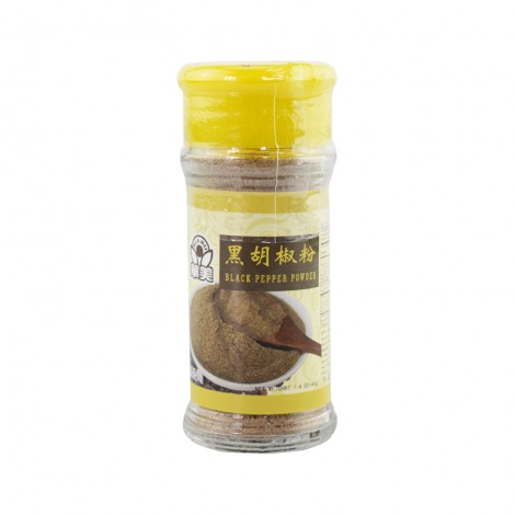 华美 黑胡椒粉 42g