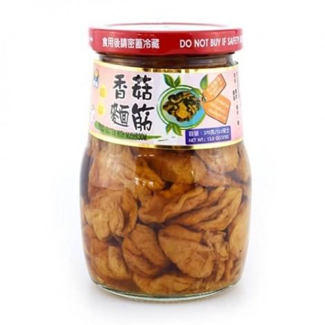 华美 香菇面筋 370g
