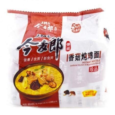 今麦郎 香菇炖鸡面 5包入 545g