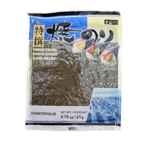 日本 takaokaya 特供 寿司卷紫菜 21g