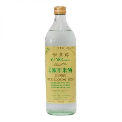 如意牌 正宗陈年米酒 750mL