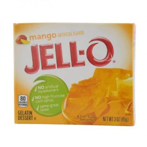 JELL-O 果冻粉 芒果味 85g
