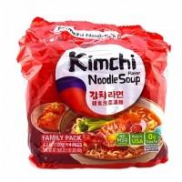 农心 韩食泡菜汤面4包入 480g