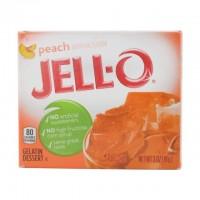 JELL-O 果冻粉 蜜桃味 85g