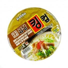 八道 韩国牛骨汤碗面 105g