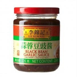 李锦记 蒜蓉豆豉酱 226g