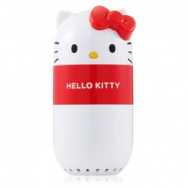 韩国 Hello Kitty 超软毛手动洁面洗脸刷 白色