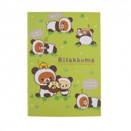 RILAKKUMA 扮萌熊时尚小笔记本 1本
