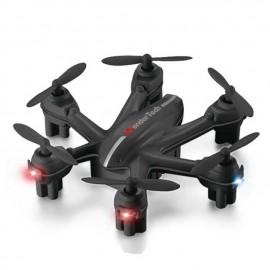 Wonder Tech 儿童LED六轴遥控无人飞机W101 黑色