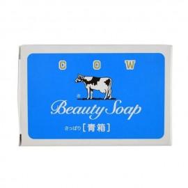 cow 牛乳香皂蓝盒子100g