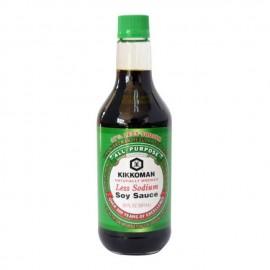 万字 低钠酱油 大瓶 591mL