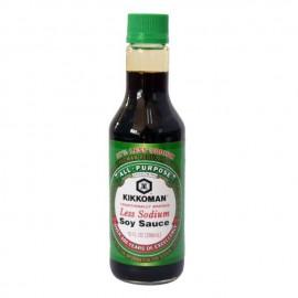万字 减盐酱油 小瓶 296mL