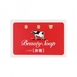 COW 牛乳石鹼共进社 保湿滋润美肤香皂 玫瑰香 100g