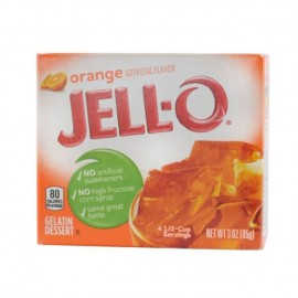 JELL-O 果冻粉 香橙味 85g