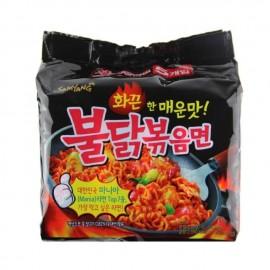 三养火鸡面 超辣韩国拌面 5包入