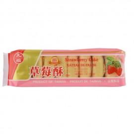 九福 草莓酥 227g