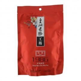皇城老妈工坊 1986火锅底料 红汤 200g