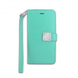 IPhone X 手机钱包保护壳  绿色