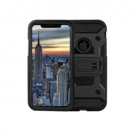 IPhone X 手机支架壳  黑色