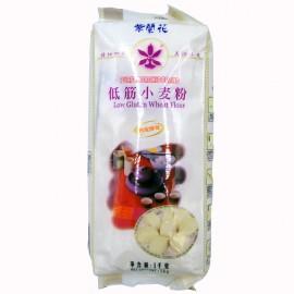 紫兰花 低筋小麦面粉 (内配酵母) 2.5kg