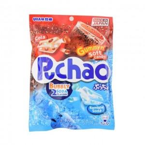 UHA 味觉糖 Puchao汽水软糖 100g