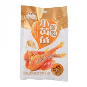 瑞松食品 小黄鱼 香辣味 90g