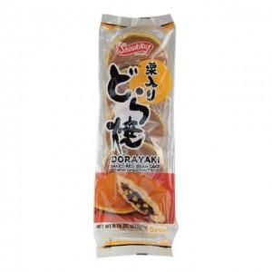 NISHIMOTO 红豆栗子味铜锣烧 275g