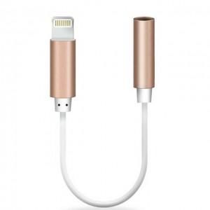 iphone Lightning接口转3.5mm耳机口 数据线