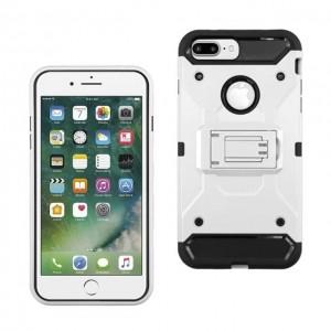 iphone 7 plus 手机支架保护壳 白色