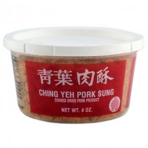 青叶 肉酥 113g