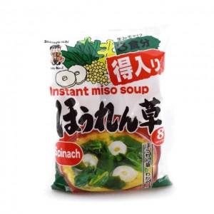 神州一味增 菠菜味增汤 172.8g