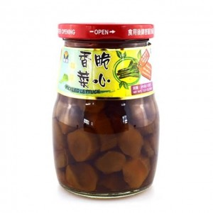 华美 香脆菜心 370g