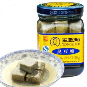 王致和 臭豆腐 330g
