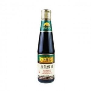 李锦记 蒸鱼豉油 410mL