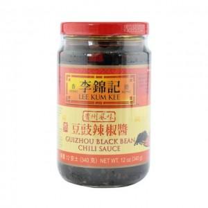 李锦记 豆豉辣椒酱 340g