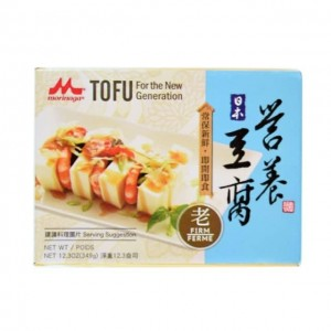 Morinaga 日本营养豆腐 老 12oz