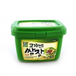 Jongga Vision 韩式BBQ豆瓣酱 500g
