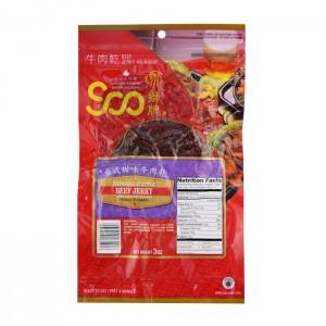 狮牌 台式甜味牛肉干 100g