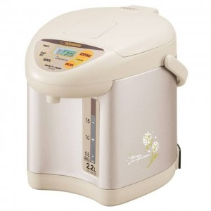 象印 ZOJIRUSHI 全自动煮水保温器 款-2 CD-JUC22-FS 2.2L