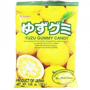 春日井Kasugai 柚子味QQ软糖 102g