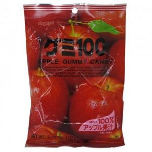 春日井Kasugai 苹果味QQ软糖107g