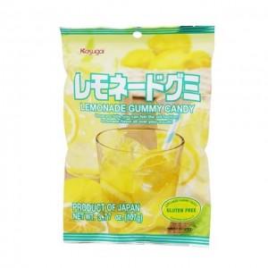 春日井Kasugai 柠檬汁味QQ软糖 107g