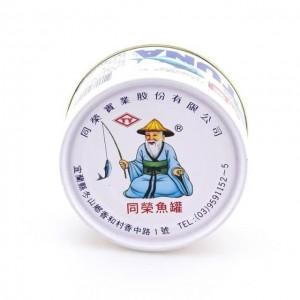 同荣 鲔鱼罐头 185g