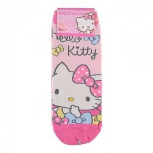 HELLO KITTY 韩国时尚短袜-2 1双 24cm