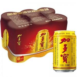加多宝 凉茶6罐入 1470mL