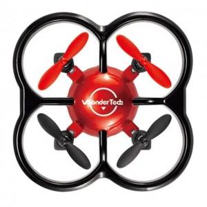 Wonder Tech Firefly四轴LED无人机 红魔款