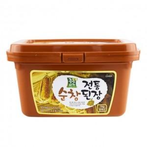 韩国Jongga Vision 黄豆酱 1kg