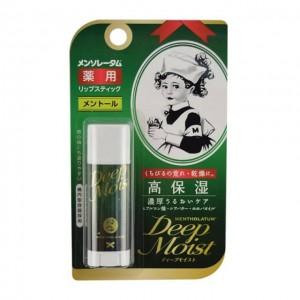 曼秀雷敦 高保湿药用唇膏 薄荷味 4.5g