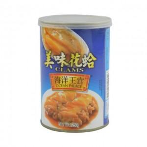 海洋王宫 美味花蛤 250g