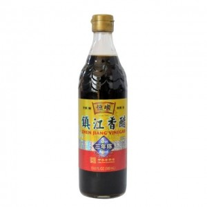 恒顺 镇江香醋 三年陈 580mL